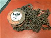 CM Miscellaneous Tool CHAIN HOIST